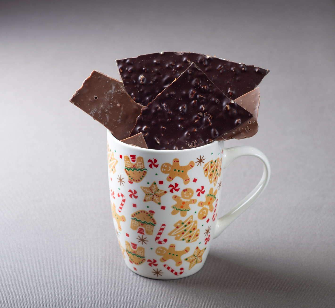 Tasse Chocolat Noël